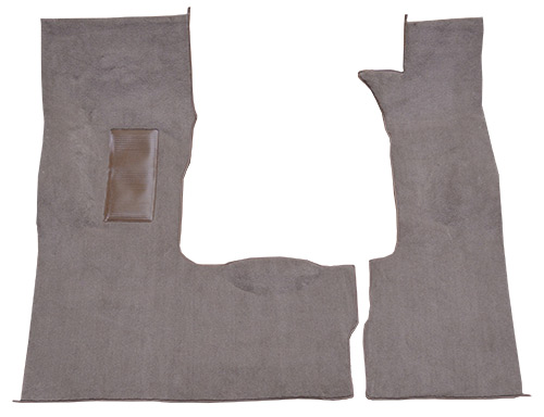 Cutpile Complete 2 /& 4WD Factory Fit Fits: Extended Cab ACC 1994-1997 Dodge Ram 2500 Carpet Replacement