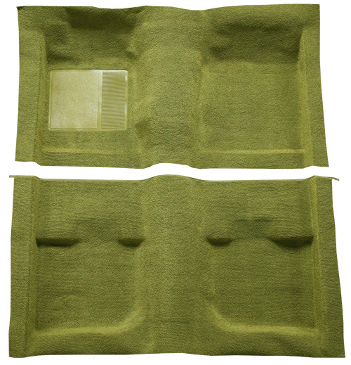 1971-1973 Mercury Cougar Carpet Replacement - Nylon - Complete | Fits: Coupe