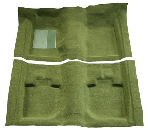 1971-1973 Mercury Cougar Carpet Replacement - Nylon - Complete | Fits: Convertible