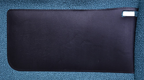 1956 Mercury Monterey Carpet Replacement - Loop - Complete   Fits: 4DR, Hardtop