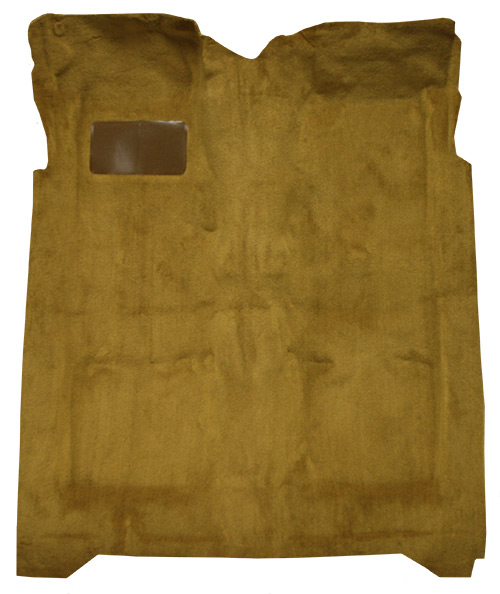 1977-1979 Mercury Cougar Carpet Replacement - Cutpile - Complete | Fits: 4DR
