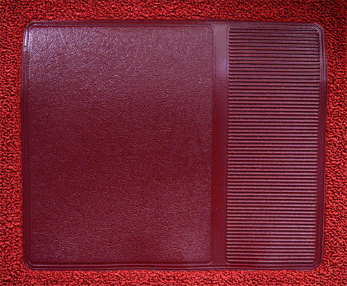 1961-1962 Mercury Monterey Carpet Replacement - Loop - Complete | Fits: 2DR, Convertible, Auto, Flat Front, Short Rear