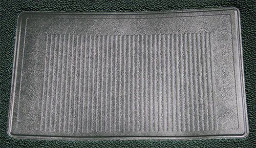 1967-1969 Plymouth Barracuda Carpet Replacement - Loop - Passenger Area | Fits: 4spd, without Console