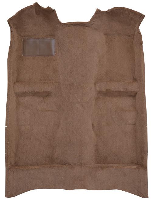 1984-1986 Mercury Marquis Carpet Replacement - Cutpile - Complete | Fits: 4DR