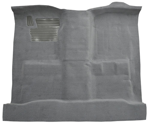 2004 Ford F-150 Heritage Carpet Replacement