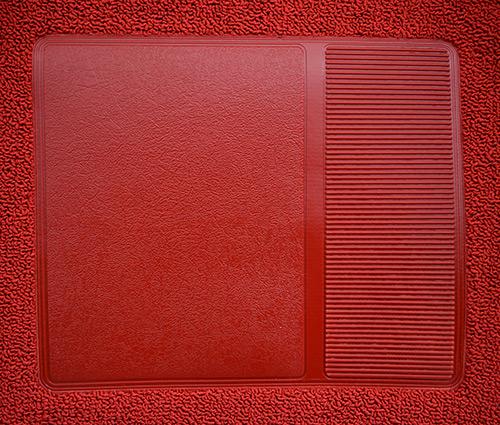 1966-1968 Mercury Montclair Carpet Replacement - Loop - Complete   Fits: 2DR, Hardtop, 4spd