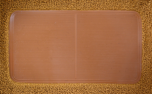 1971-1973 Mercury Comet Carpet Replacement - Loop - Complete | Fits: 4DR