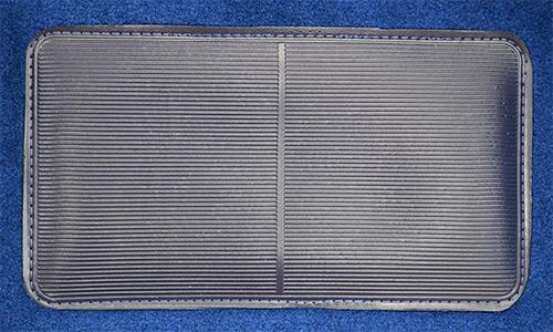 1988-1991 Mazda RX-7 Carpet Replacement - Cutpile - Passenger Area   Fits: Convertible