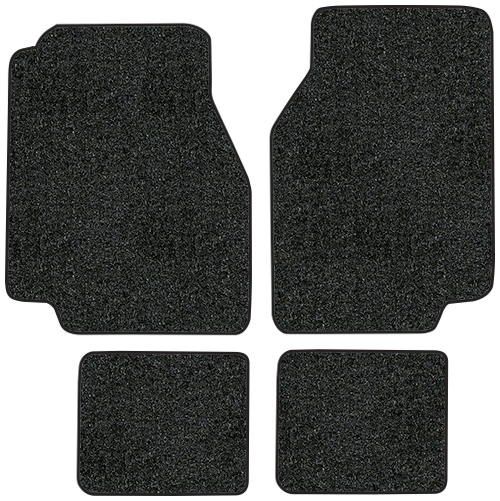 1975-1979 Chrysler Cordoba Floor Mats - 4pc - Cutpile