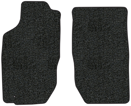 2001 2004 toyota tacoma floor mats 2pc cutpile fits extended cab factory oem parts. Black Bedroom Furniture Sets. Home Design Ideas