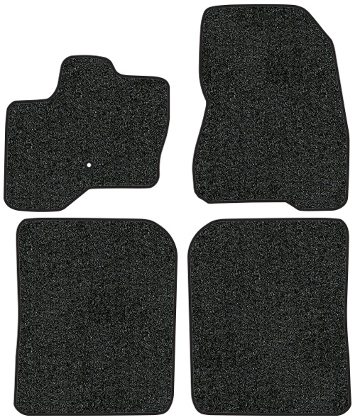2009-2010 Ford Flex Floor Mats - 4pc - Cutpile