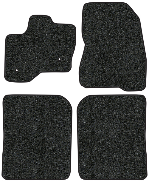 2011-2015 Ford Flex Floor Mats - 4pc - Cutpile