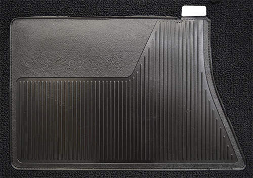 1963 Mercury Meteor S-33 Carpet Replacement - Loop - Complete | Fits: 2DR, Hardtop, Bucket Seat, with Console