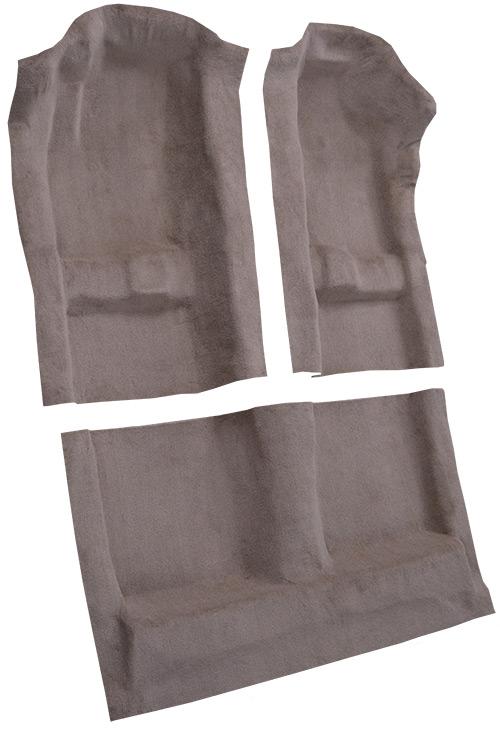 2005-2007 Mercury Montego Carpet Replacement - Cutpile - Complete | Fits: 4DR