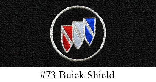 1964-1967 Buick Sportwagon Floor Mats - 4pc - Loop