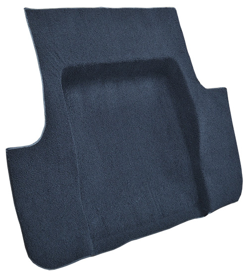 1962-1967 Chevrolet Chevy II Trunk Carpet - Molded - Loop | Fits: 2DR, 4DR, Molded