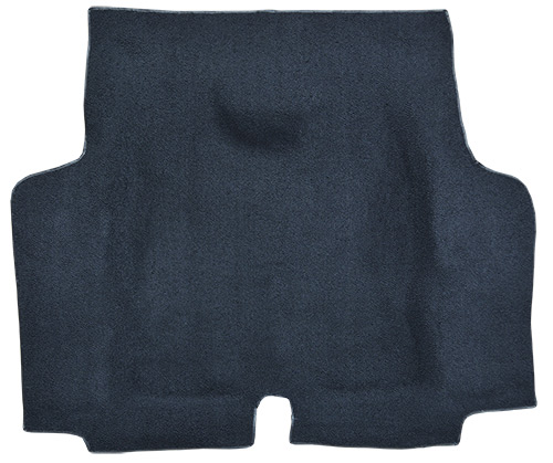 1969-1970 Chevy Nova Trunk Carpet - Molded - Loop | Fits: 2DR, 4DR, Molded