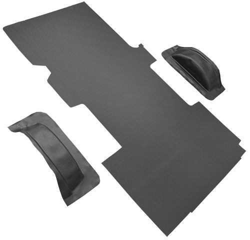 2003-2014 Ford E-250 Carpet Replacement - Cargo Area - Vinyl | Fits: Ext Van, Gas or Diesel