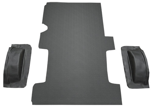 1992-2002 Ford E-250 Econoline Carpet Replacement - Cargo Area - Vinyl | Fits: Reg, Gas or Diesel