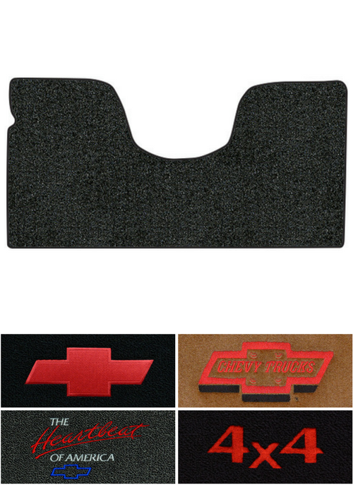 1967 1972 Chevy C10 Pickup Floor Mat 1pc Loop Fits 2wd
