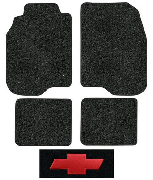 2008-2012 Chevy Malibu Floor Mats