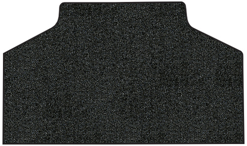 1964-1967 Oldsmobile 442 Trunk Mat - Loop | Fits: in Carpet with Pad