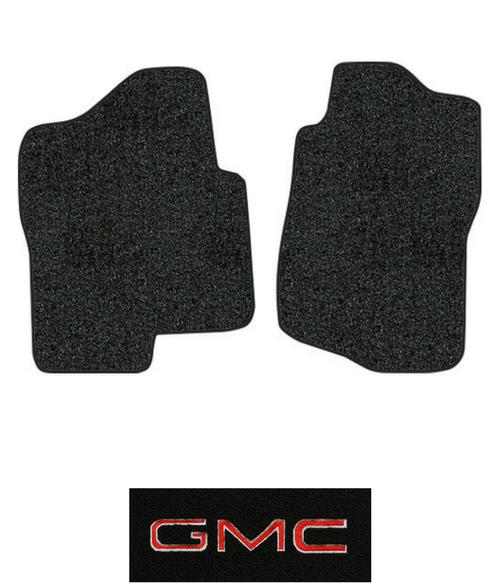 2007-2014 GMC Sierra 3500 HD Floor Mats