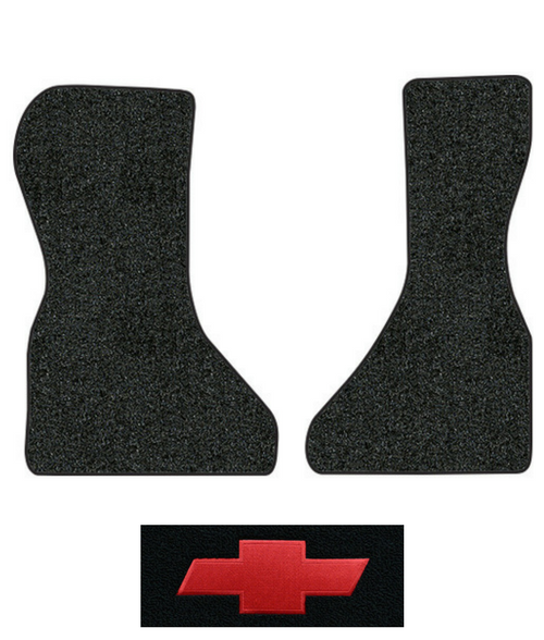 1996 1995 1992 1997 Ford Probe Hatchback Black Loop Driver /& Passenger 1990 1994 1991 1993 GGBAILEY D2832A-F1A-BK-LP Custom Fit Automotive Carpet Floor Mats for 1989