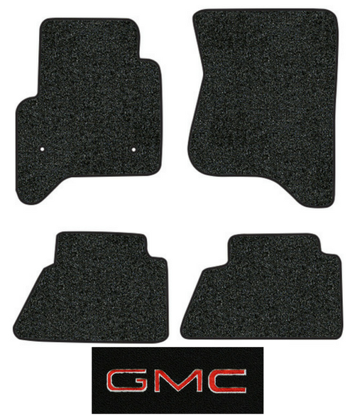 2015-2018 GMC Sierra 2500 HD Floor Mats