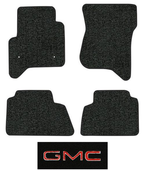 2015 2017 Gmc Yukon Denali Floor Mats 4pc Cutpile Ebay