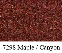 1987-1989 Dodge W100 Door Panel Replacement Carpet - Cutpile