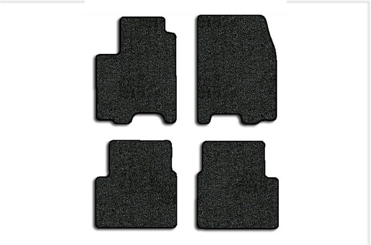 2004 2010 Chevrolet Aveo Aveo5 4 Pc Set Factory Fit Floor Mats