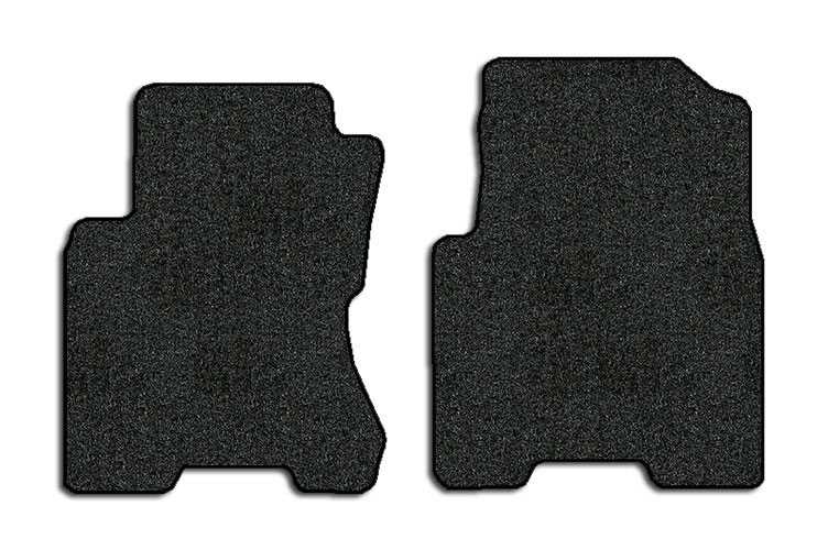 2008 2013 Fits Nissan Rogue 2 Pc Front Factory Fit Floor Mats