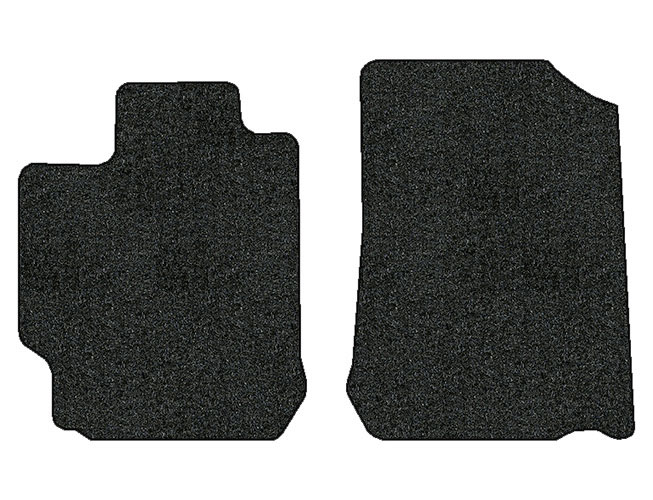 2012 2016 toyota camry 2 pc front factory fit floor mats factory oem parts. Black Bedroom Furniture Sets. Home Design Ideas