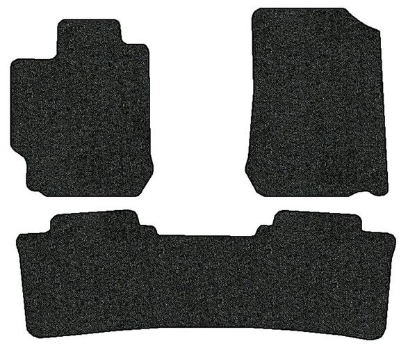 2012 2016 toyota camry 3 pc set factory fit floor mats factory oem parts. Black Bedroom Furniture Sets. Home Design Ideas