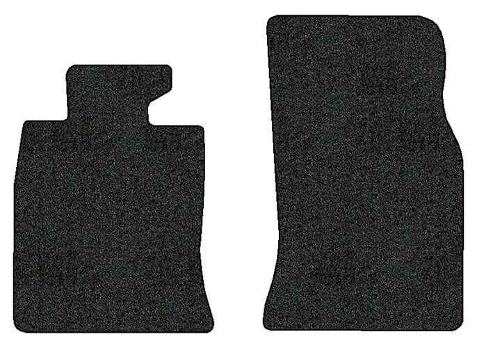 2013 2015 Mini Cooper Roadster 2 Pc Front Factory Fit Floor Mats