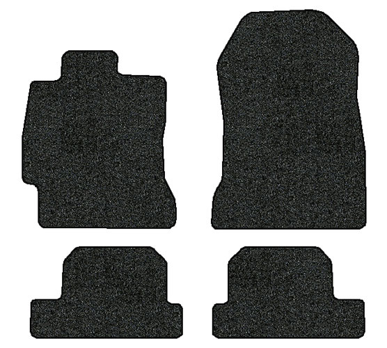 2013-2016 Scion FR-S 4 pc Set Factory Fit Floor Mats