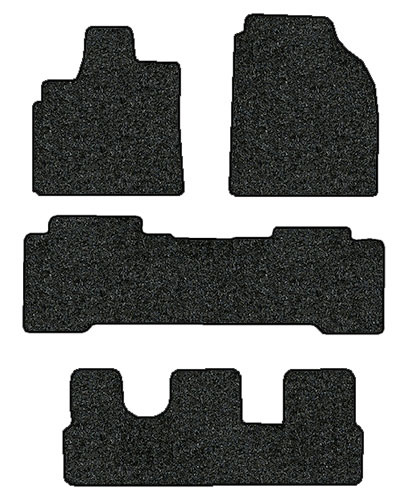 2006 Acura MDX 4 Pc Set Factory Fit Floor Mats