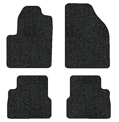 2013 2016 dodge dart 4 pc set factory fit floor mats factory oem parts. Black Bedroom Furniture Sets. Home Design Ideas