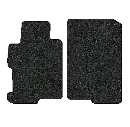 2013 2016 honda accord 2 pc front factory fit floor mats fits coupe or sedan factory oem parts. Black Bedroom Furniture Sets. Home Design Ideas