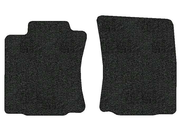 More Views. 2013-2016 Toyota 4Runner 2 pc Front Factory Fit Floor Mats ...