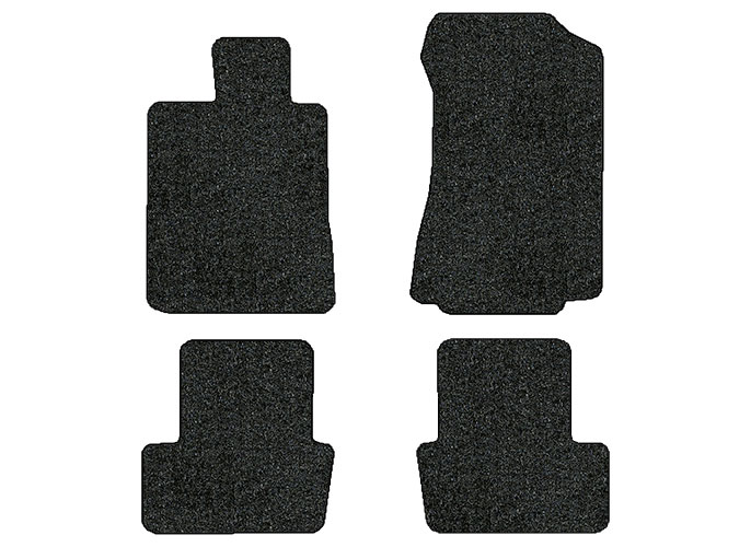 Acura Floor Mats Factory OEM Parts - 2006 acura rl floor mats