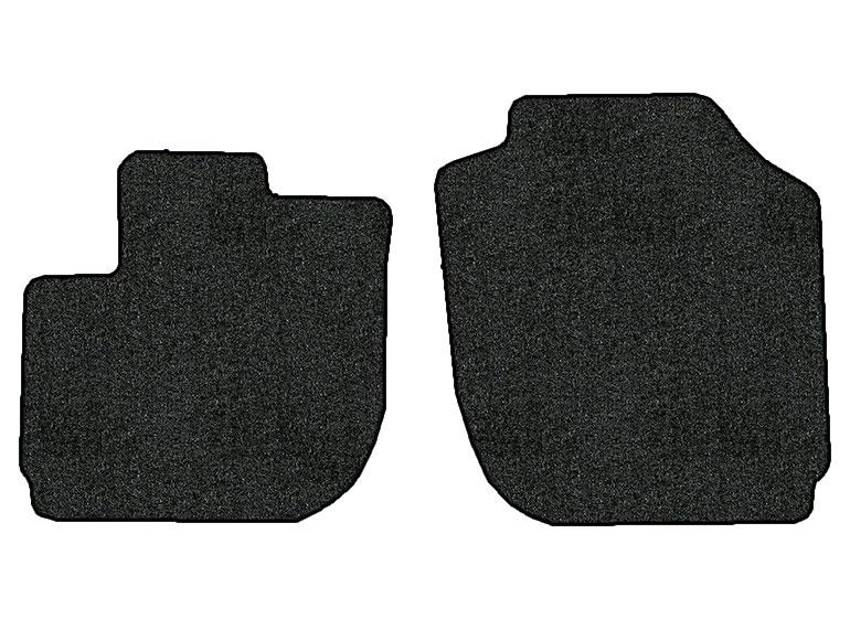 2015 2016 honda hr v 2 pc front factory fit floor mats factory oem parts. Black Bedroom Furniture Sets. Home Design Ideas