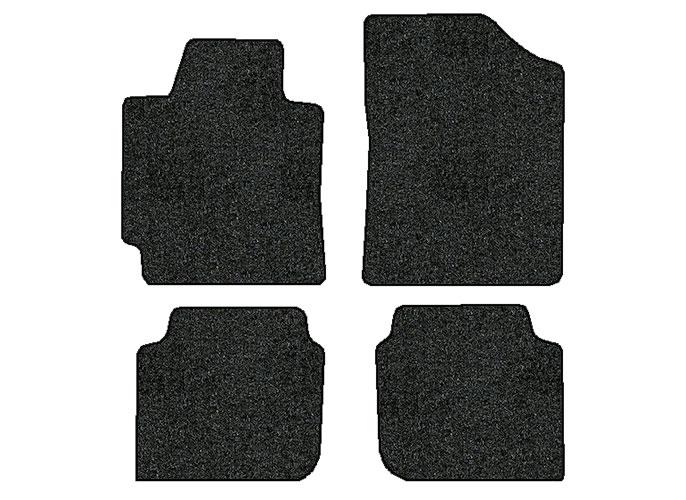 2014 2015 Fits Hyundai Elantra 4 Pc Set Factory Fit Floor Mats