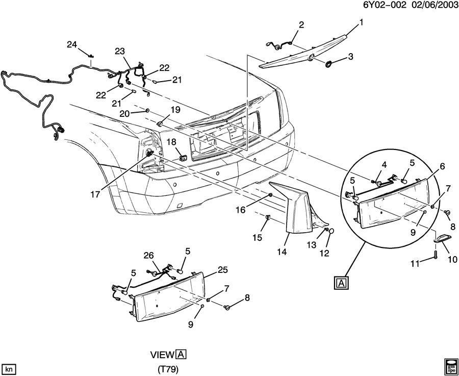 Cadillac Xlr Wiring