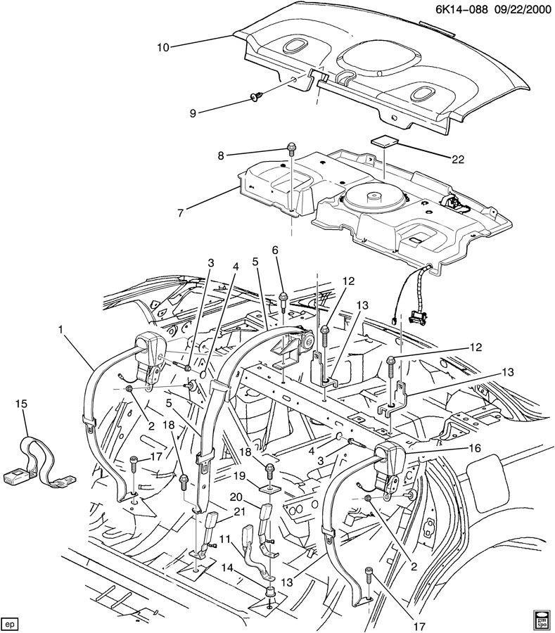 Gm Motor Diagrams 2000 2 2