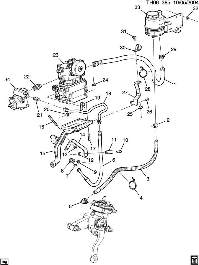 2006-2009 topkick/kodiak c4500-c8500 wire harness clamp ... chevy c4500 parts diagram 2003 chevy malibu parts diagram
