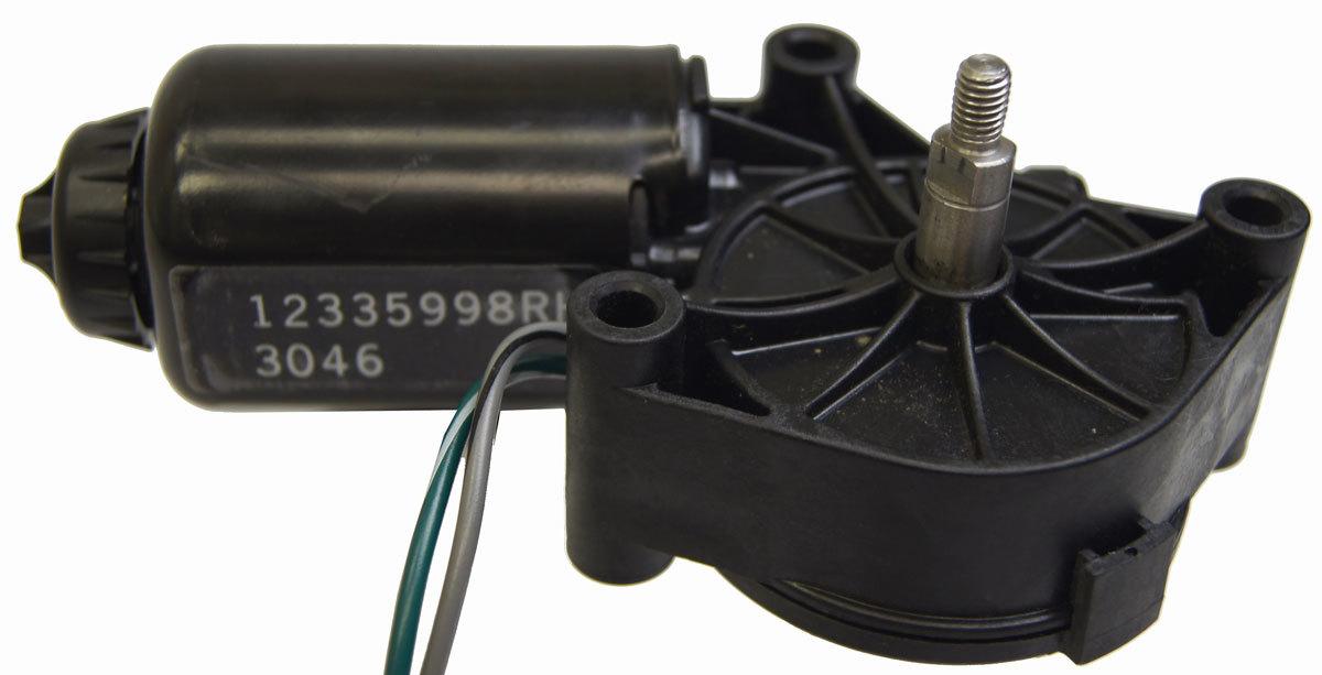 Pontiac Firebird Headlight Motor Right Rh New Oem Gm on Headlight Plug Wiring Diagram