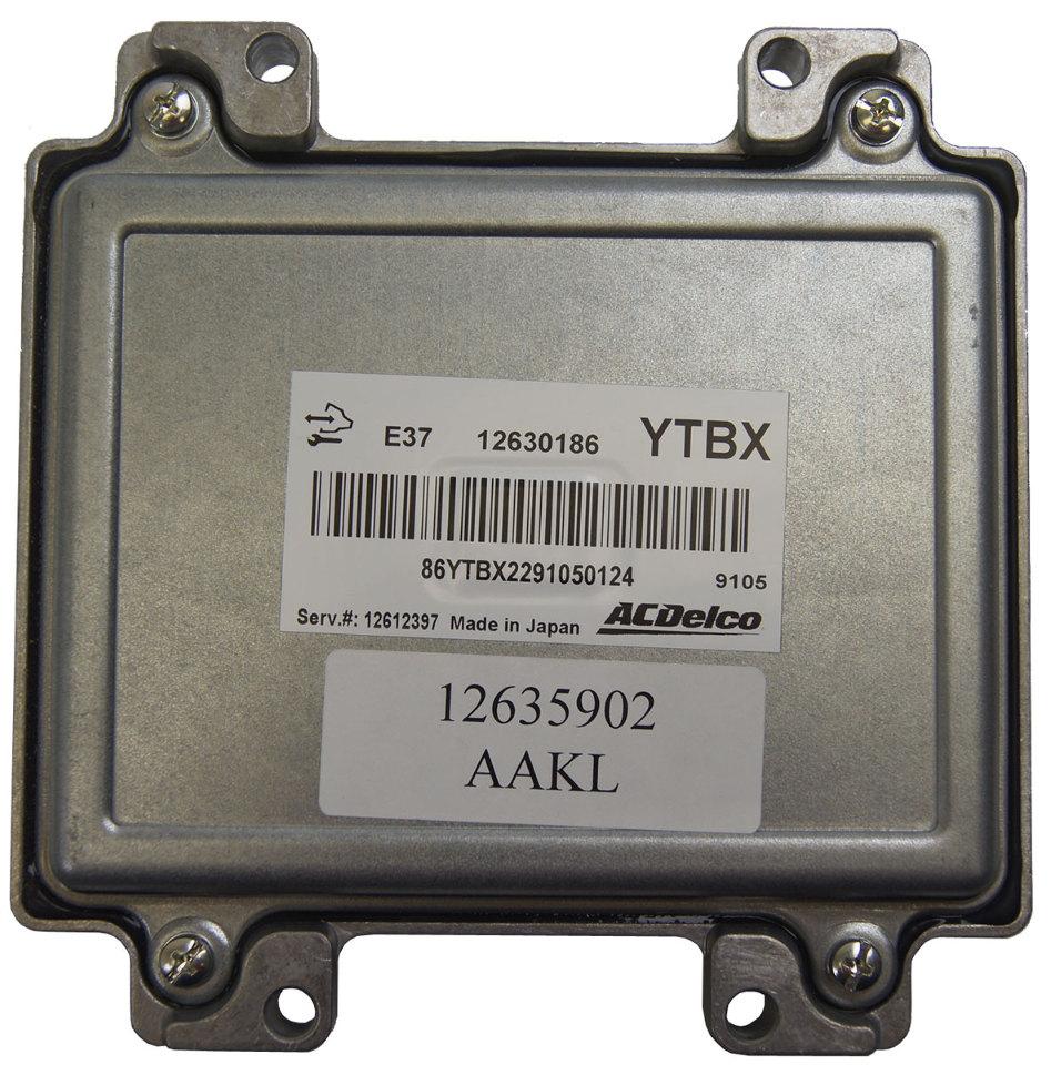 Engine Control Module//ECU//ECM//PCM ACDelco GM Original Equipment 216-140 Reman