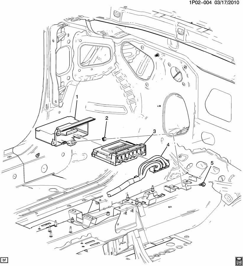20102014 Gm Chevy Buick Cadillac Bcm Body Control Module Puter Rhfactoryoemparts: Silverado Body Control Module Location At Gmaili.net